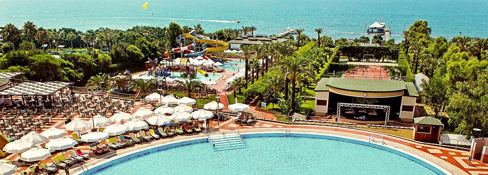 SENTIDO Turan Prince, Side, Antalya-området, Turkiet