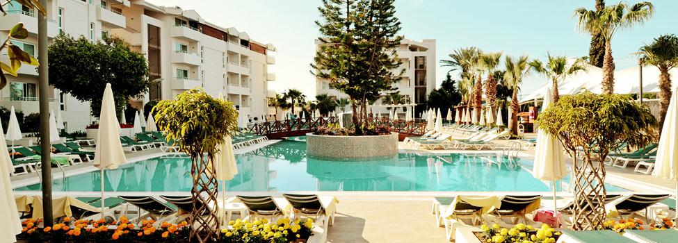 SunConnect Side Resort, Side, Antalya-området, Turkiet