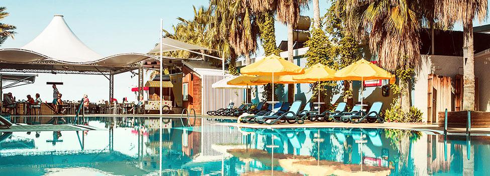 smartline Sunpark Beach, Alanya, Antalya-området, Turkiet