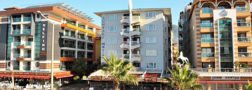 smartline Sunpark Marine, Alanya, Antalya-området, Turkiet
