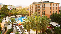 All Inclusive på hotell smartline Sunpark Garden.