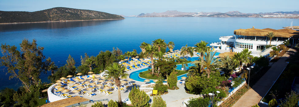 Bodrum Holiday Resort & Spa, Bodrum stad, Bodrum-halvön, Turkiet
