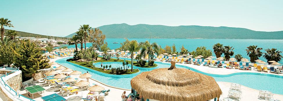 Bodrum Holiday Resort & Spa, Bodrum stad, Bodrum-halvön, Turkiet
