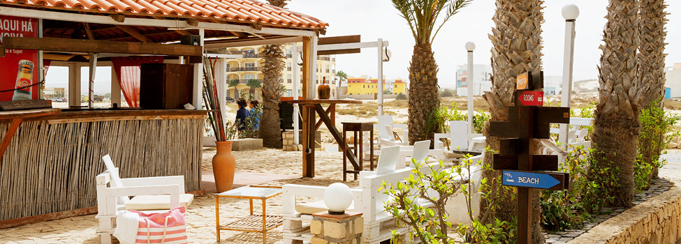Hotel Estoril, Sal Rei, Boa Vista, Kap Verde