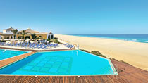 All Inclusive på hotell IBEROSTAR Club Boa Vista.
