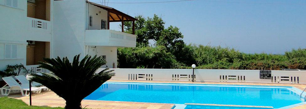 Elena Apartments, Chaniakusten, Gerani, Kreta, Grekland