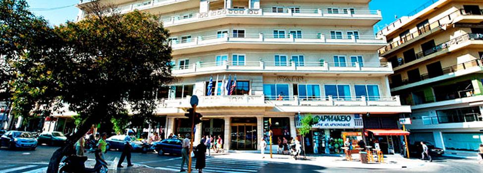 Kydon The Heart City Hotel, Chaniakusten, Chania stad, Kreta, Grekland