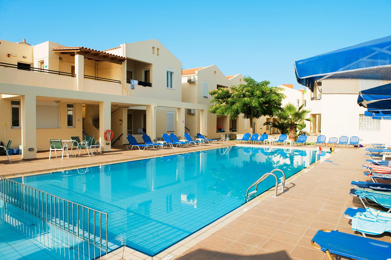 billiga lägenhetshotell kroatien