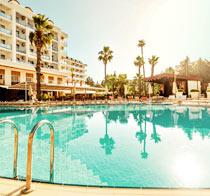 All Inclusive på hotell SunConnect Grand Ideal Premium.