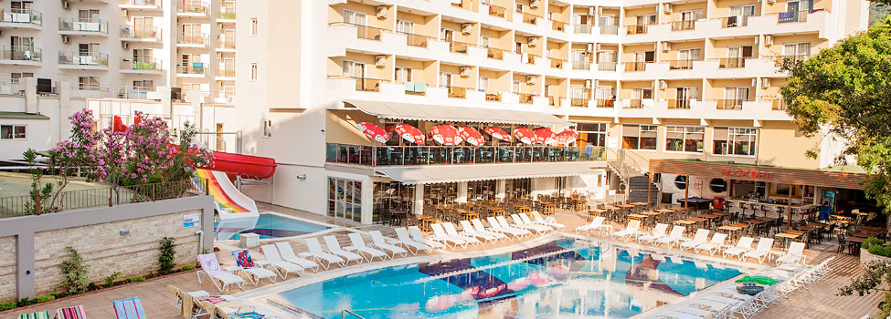 Prestige Apart Hotel, Marmaris, Marmaris-området, Turkiet
