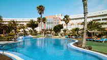 All Inclusive på hotell LABRANDA Golden Beach Hotel.