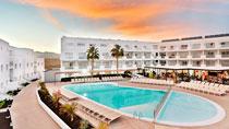 All Inclusive på hotell SENTIDO Aequora Lanzarote.