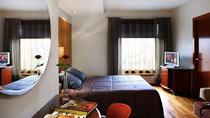 Claris - ett av våra omtyckta romantiska hotell.