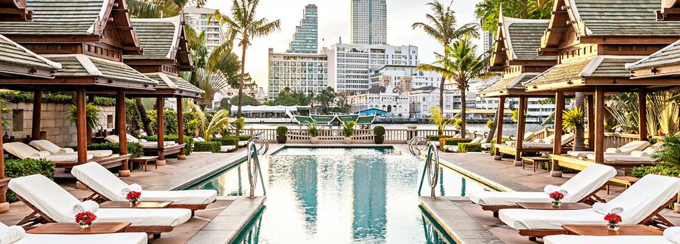 Peninsula, Bangkok, Centrala Thailand, Thailand