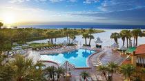 Sheraton Sand Key Resort - familjehotell med bra barnrabatter.