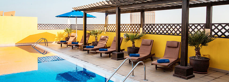 Citymax Al Barsha, Jumeirah Beach, Dubai, Förenade Arabemiraten