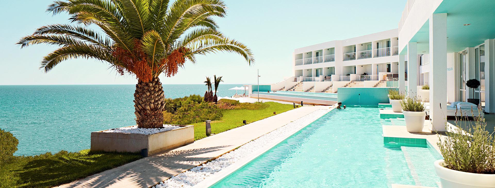 Ocean Beach Club - Kreta, Makrigialos, Kreta, Grekland
