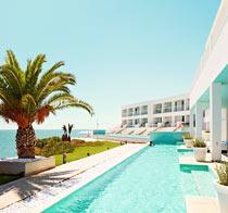 Ocean Beach Club - Kreta - allt för en lyckad barnsemester.