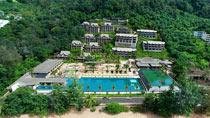 Koppla av på ett spahotell - Hyatt Regency Phuket.