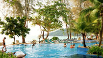 Koppla av på ett spahotell - Emerald Beach Resort & Spa.