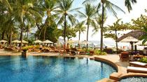 Katathani Phuket Beach Resort - för barnfamiljer som vill ha det lilla extra.