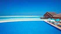 Anantara Dhigu Resort & Spa - för barnfamiljer som vill ha det lilla extra.