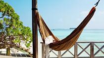 Komandoo Island Resort & Spa - garanterat barnfritt.