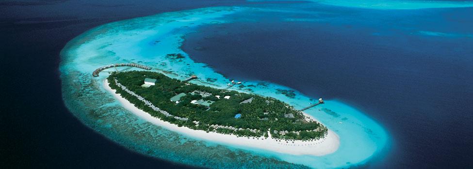 Reethi Beach Resort, Maldiverna, Maldiverna