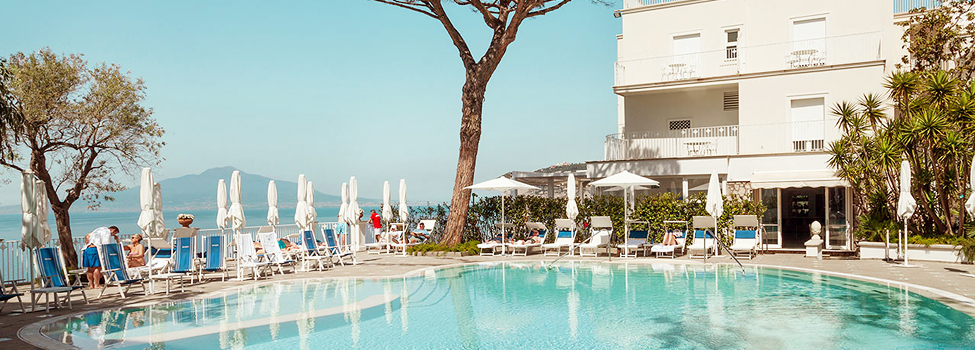 Grand Hotel Riviera, Sorrento, Amalfikusten, Italien