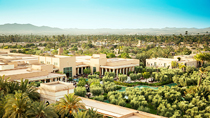 All Inclusive på hotell Club Med Marrakech La Palmeraie.