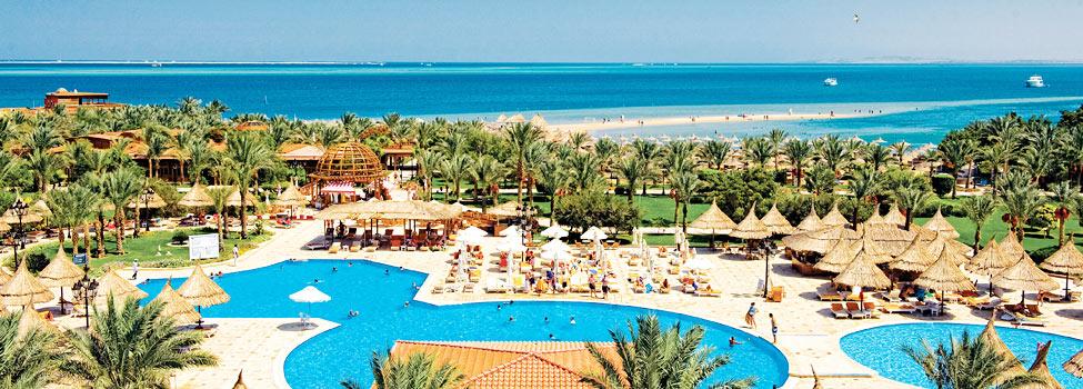 Siva Grand Beach, Hurghada, Hurghada-området, Egypten