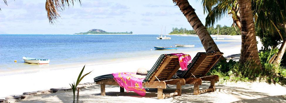 Indian Ocean Lodge, Praslin, Seychellerna