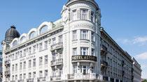 Astoria - ett av våra omtyckta romantiska hotell.
