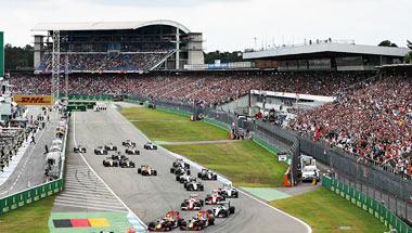 Formel 1 i Tyskland