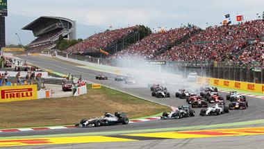 Formel 1 i Spanien