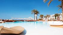 Destino Pacha Ibiza Resort - garanterat barnfritt.