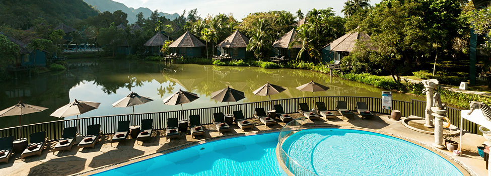 Peace Laguna, Ao Nang, Krabi, Thailand