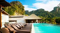 Koppla av på ett spahotell - Railay Princess Resort & Spa.