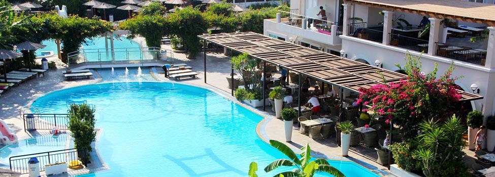 Peridis Family Resort, Kos stad, Kos, Grekland