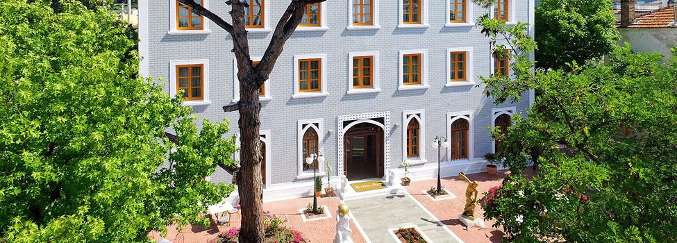A for Art Hotel, Thassos stad, Thassos, Grekland