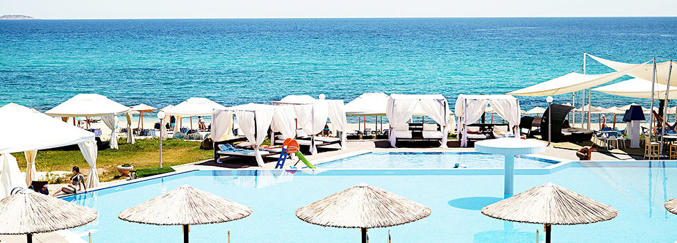 Blue Dream Palace, Limenaria, Thassos, Grekland
