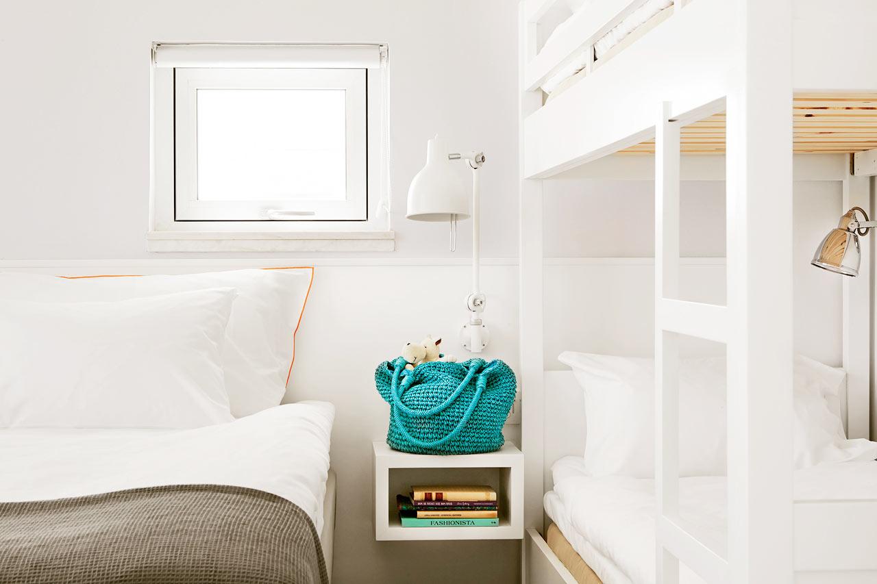Sunwing Sandy Bay Beach - Trerumssvit Royal Family Suite med stor balkong.