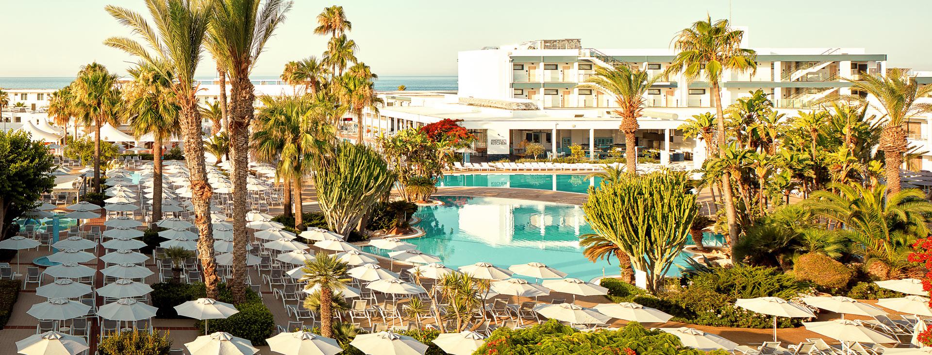 Sunwing Sandy Bay Beach, Ayia Napa, Cypern