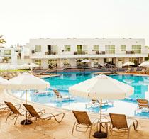 Sunprime Ayia Napa Suites - för dig som vill ha barnfritt på semestern.