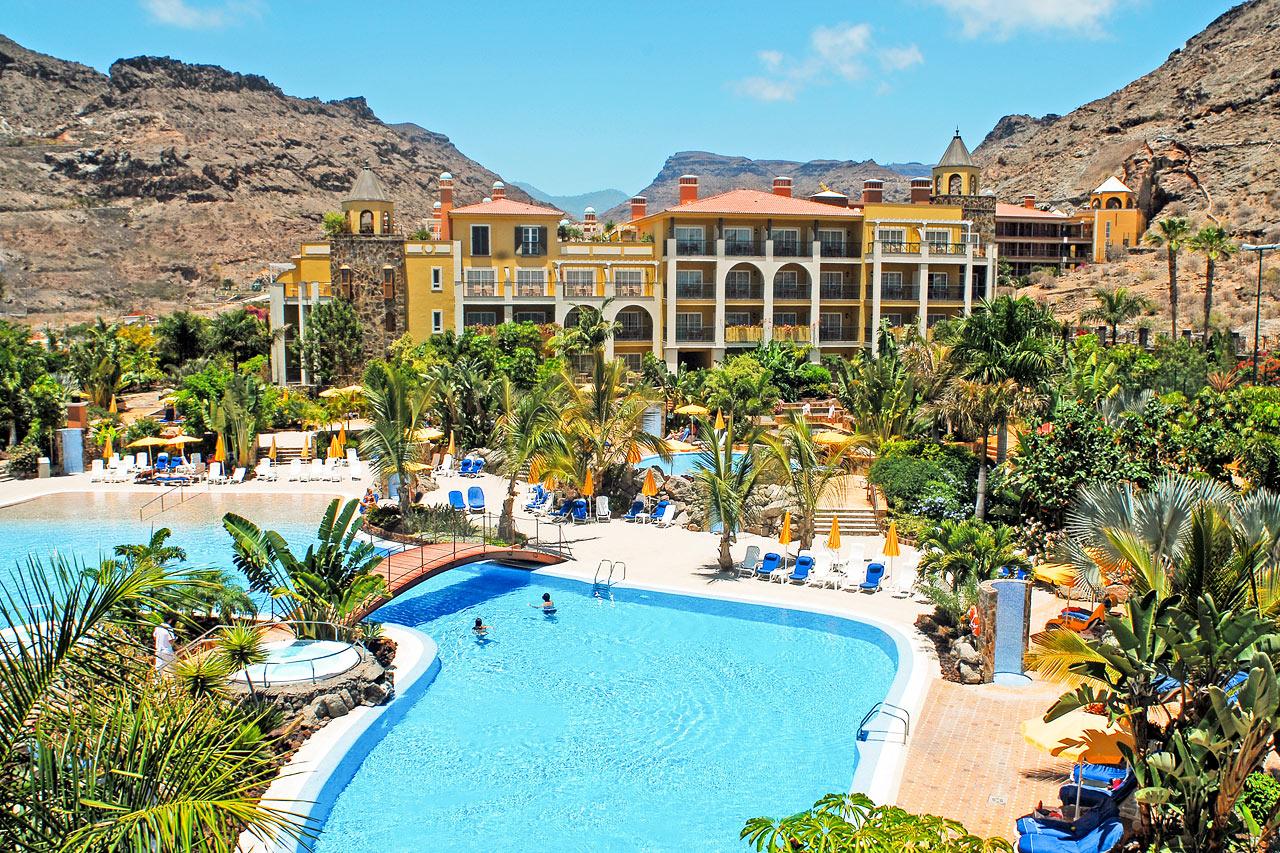 Se bilder från vårt hotell Cordial Mogan Playa i Puerto de Mogán