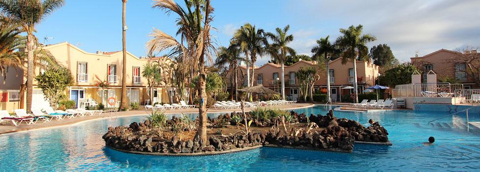 Green Oasis Club, Maspalomas, Gran Canaria, Kanarieöarna