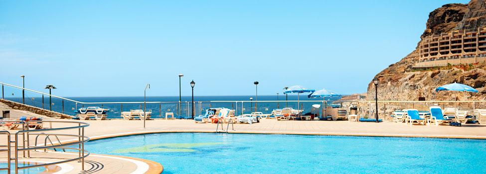 Mirador del Atlantico, Playa de Amadores, Gran Canaria, Kanarieöarna