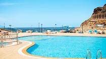 Barnvänliga hotell Mirador del Atlantico.