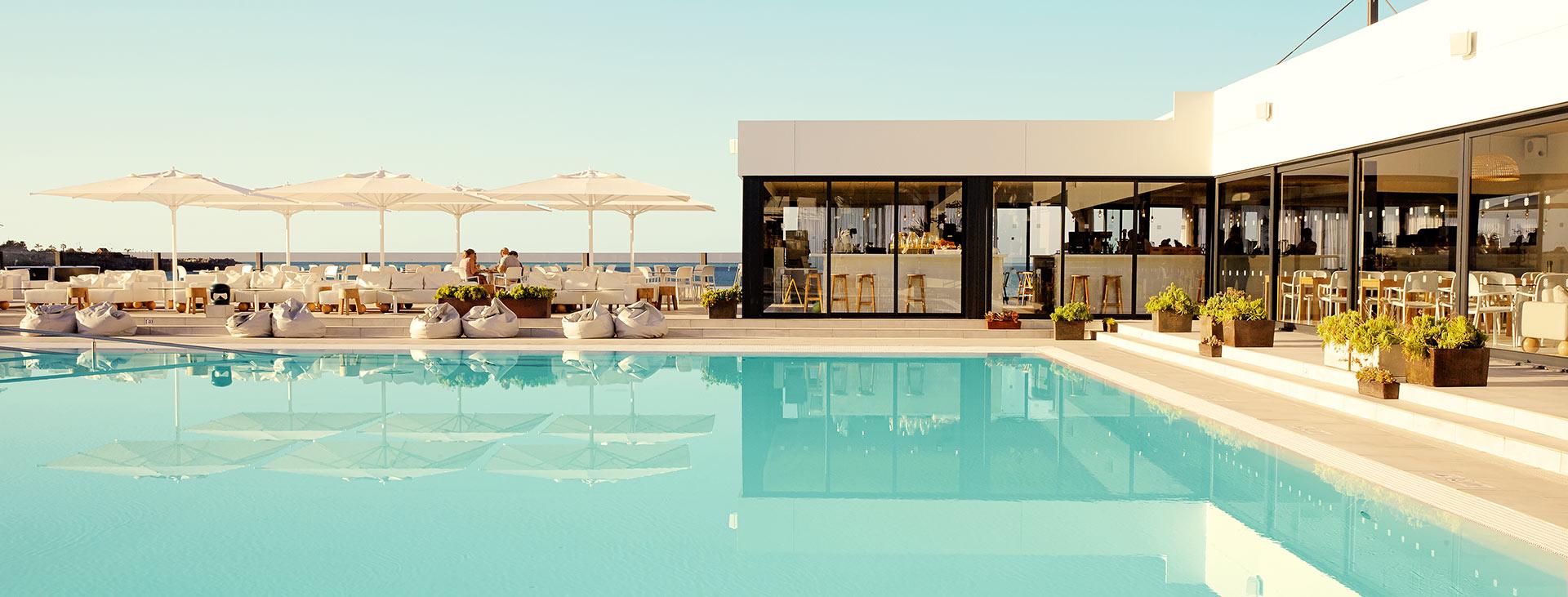 Ocean Beach Club - Gran Canaria, Playa del Cura, Gran Canaria, Kanarieöarna