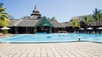Shandrani Resort & Spa - för barnfamiljer som vill ha det lilla extra.